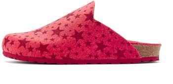 Lascana Homewear Slides red