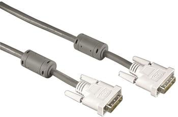 Hama 45077 DVI-Kabel Dual Link (1,8m)