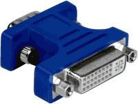Hama 45074 DVI-Adapter 15-pol. (HDD-Stecker - DVI-Kupplung) analog