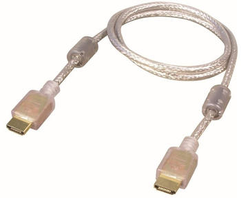 Transmedia VBC 198-1 HDMI-Kabel - HDMI St - HDMI St (1,0m)