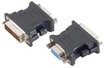 S-Conn DVI Adapter (DVI-D-SteckerVGA-Buchse)