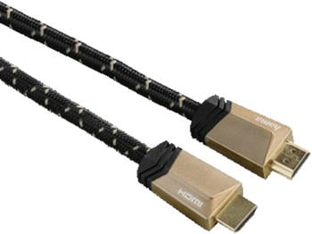 Hama Ultra High Speed HDMI-Kabel, Stecker-Stecker, 8K, Metall, Ethernet 1m