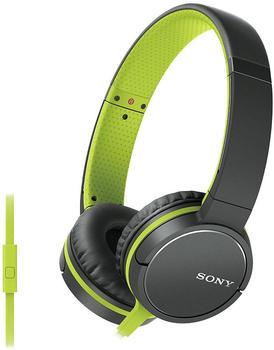 Sony MDR-ZX660AP (schwarz)
