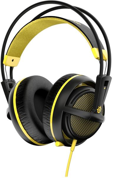 Steelseries Siberia 200 Headset gelb