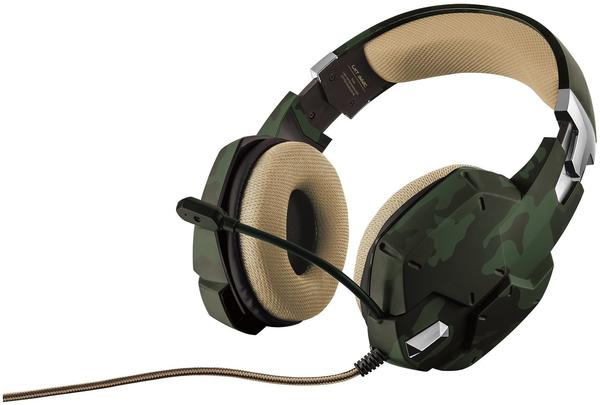 Trust GXT 322C grün camouflage