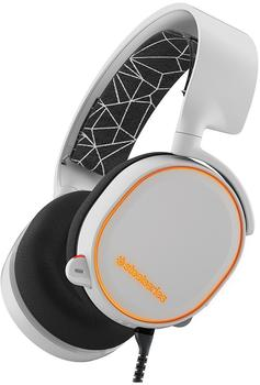 STEELSERIES Arctis 5 weiß