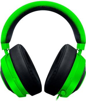 Razer Kraken Pro v2 (Ovale Ohrmuscheln) grün