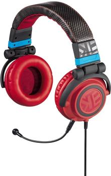 Hama Knallbunt 2.0 Headset (rot)