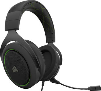 Corsair HS50 Pro schwarz/grün