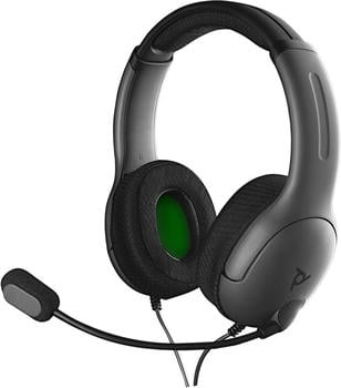 PDP Xbox One LVL40 Wired Stereo Gaming Headset schwarz