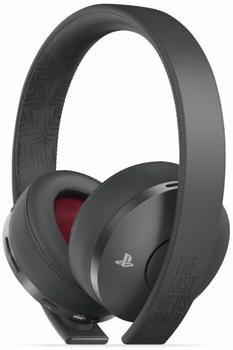 Sony PlayStation Gold Wireless Headset The Last of Us Part II