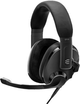 EPOS H3 (schwarz)