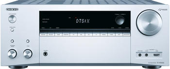 Onkyo TX-NR656 silber