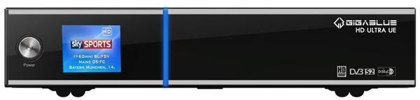 GigaBlue HD 800 Ultra UE PVR-ready