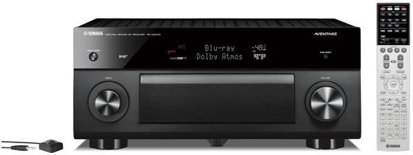 Yamaha RX-A2070 (schwarz)