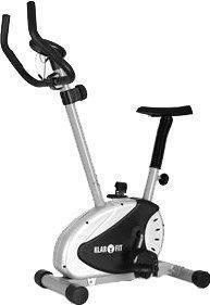 Klarfit MOBI Basic 20 Fahrradtrainer Ergometer Pulsmesser