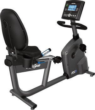 Life Fitness RS3 Lifecycle Liegeergometer Go