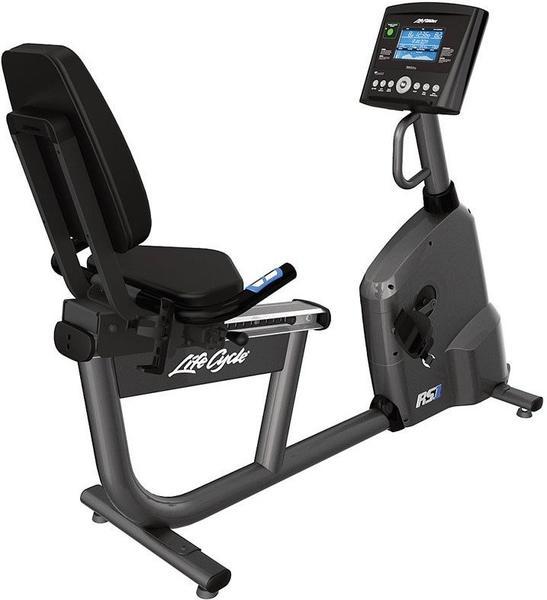 Life Fitness RS1 Lifecycle Liegeergometer Go
