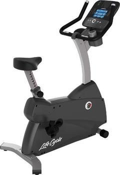 Life Fitness Ergometer C3 mit Track Konsole