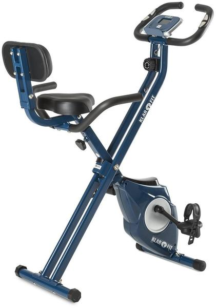 Klarfit Azura Pro schwarz/blau