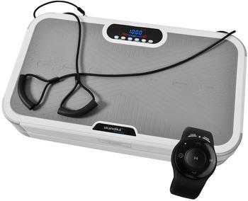 skandika Fitness Home Vibration Plate 900 Plus grau