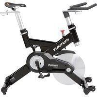 Tunturi Sprinter Bike Platinum schwarz/silber