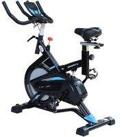 Homcom Indoor Cycling Bike Trainer Home Gym Fahrradtrainer Heimtrainer Fitnessfahrrad