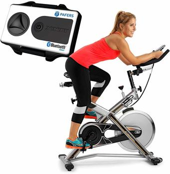 BH Fitness MKT JET PRO Indoorcycling, Bikes, White, One Size