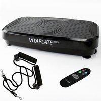 @tec Vitaplate ProX 300W Vibrationsplatte mit Fernbedienung