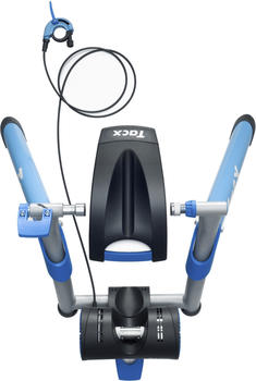 Tacx Booster T2500 silber/hellblau