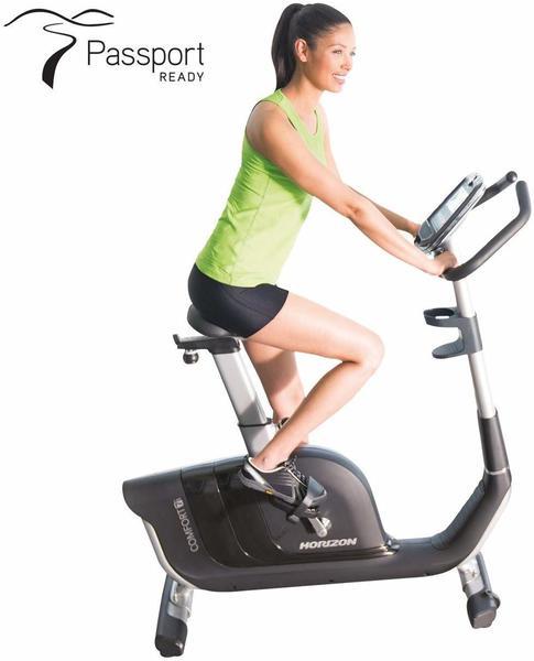 Horizon Fitness Comfort 7i schwarz/silber
