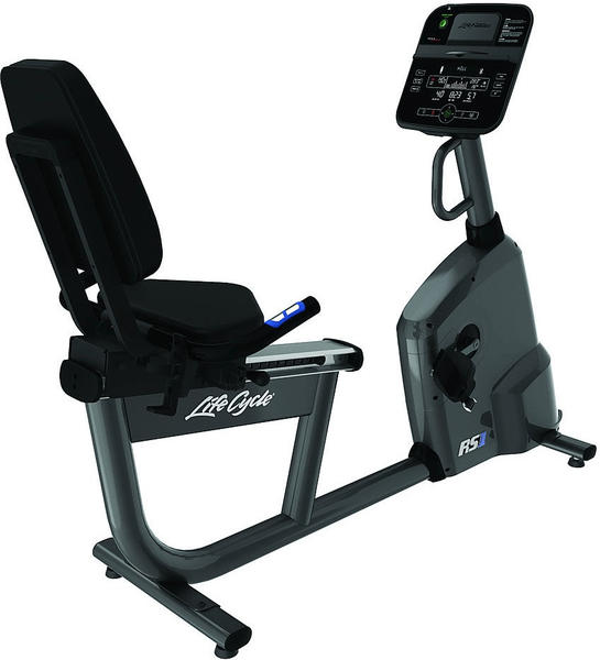 Life Fitness RS1 Lifecycle Liegeergometer Track Connect