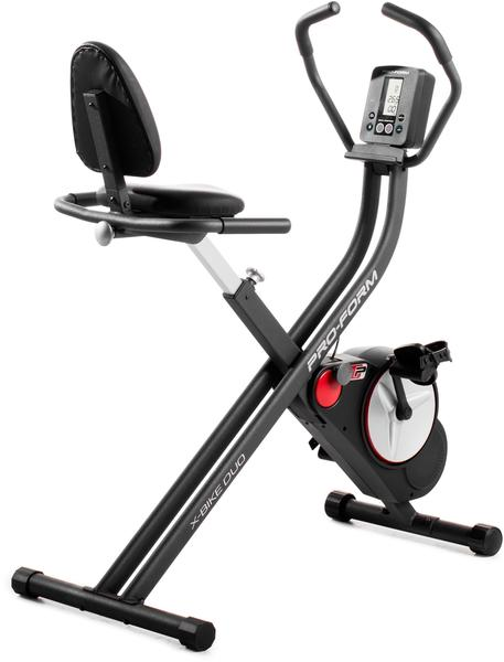 Pro Form Ergometer X Bike Duo