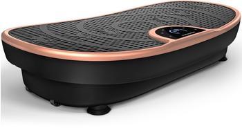 Sportstech Vibrationsplatte VP250 rosa