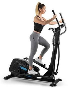 capital sports Helix Pro Cross Trainer Riemenantrieb 27kg Schwungmasse Schwungmasse: 20 kg
