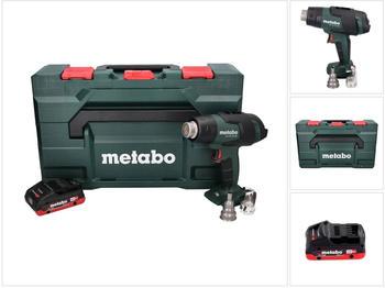 Metabo HG 18 LTX 500 (1x 4.0 Ah + MetaBox)