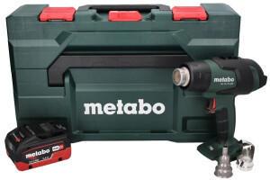 Metabo HG 18 LTX 500 (1x 5,5 Ah + MetaBox)