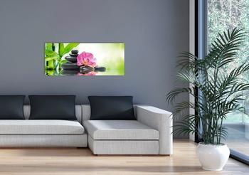 Marmony 800W Infrarot-Heizung Motiv Relax 2 mit Thermostat MTC-35