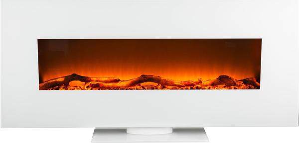 BHP Elektrokamin LED Flat 128 cm weiß (B991580-3)