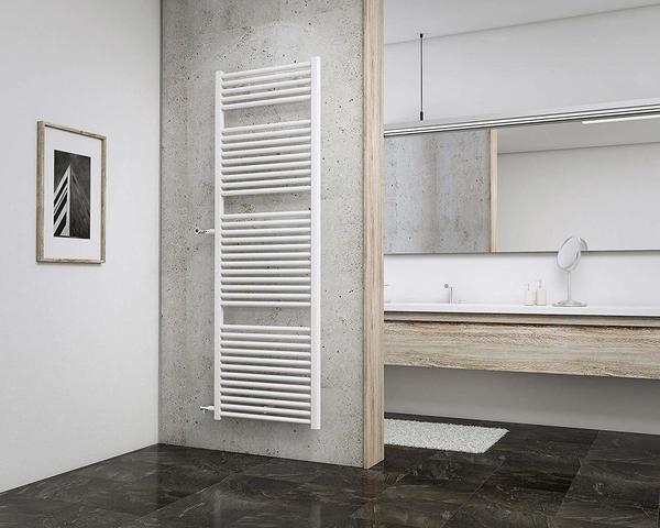 Schulte Badheizkörper München Spezial 177,5 x 60 cm, weiß, 1129 Watt