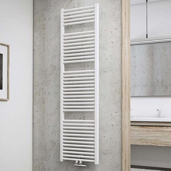 Schulte Badheizkörper München mit Mittenschluss 177,5 x 50 cm, weiß, 958 Watt