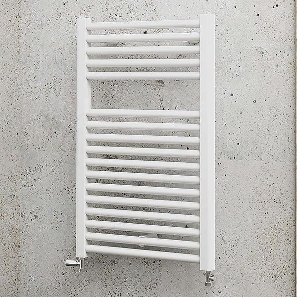 Schulte Badheizkörper München 77,5 x 50 cm, weiß, 451 Watt