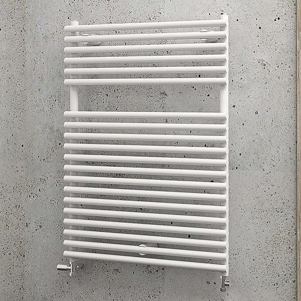 Schulte Badheizkörper Wien 80,8 x 60 cm, weiß, 490 Watt