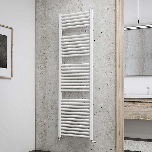 Schulte Badheizkörper München, 157,5 x 50 cm, weiß,