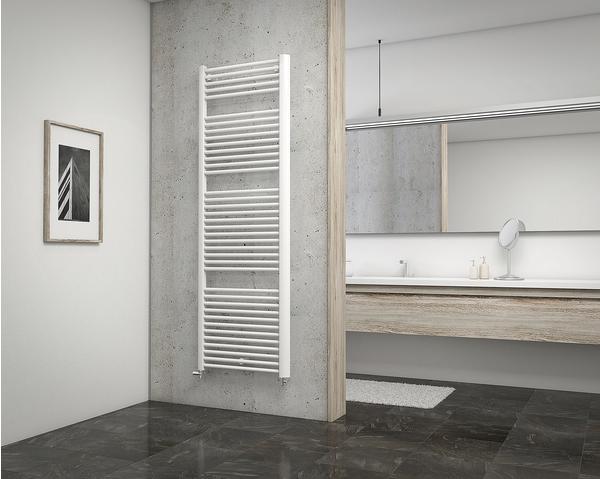 Schulte Badheizkörper San Remo 177,5 x 60 cm, weiß,
