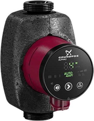 Grundfos Alpha2 25-60 (180mm)