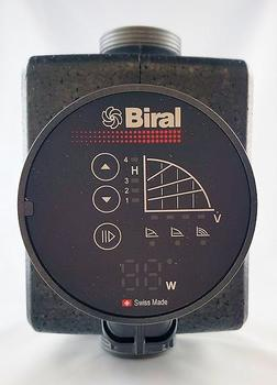 Biral Primax 25-4 RED 180mm