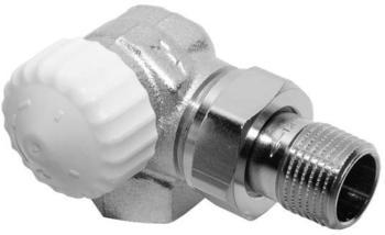 """Heimeier Thermostatventil V-exact II RP 1/2"""" Winkeleck links"""