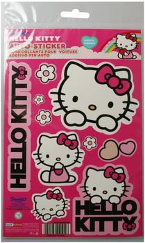Kaufmann Hello Kitty - Aufkleber-Set (HKKFZ101)