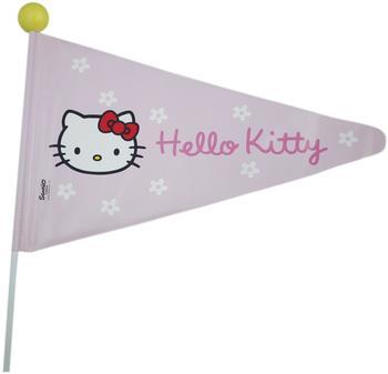 Bike Fashion Sicherheitswimpel (Hello Kitty)